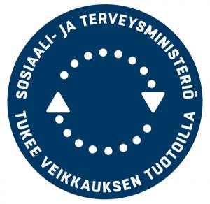 stean sininen logo